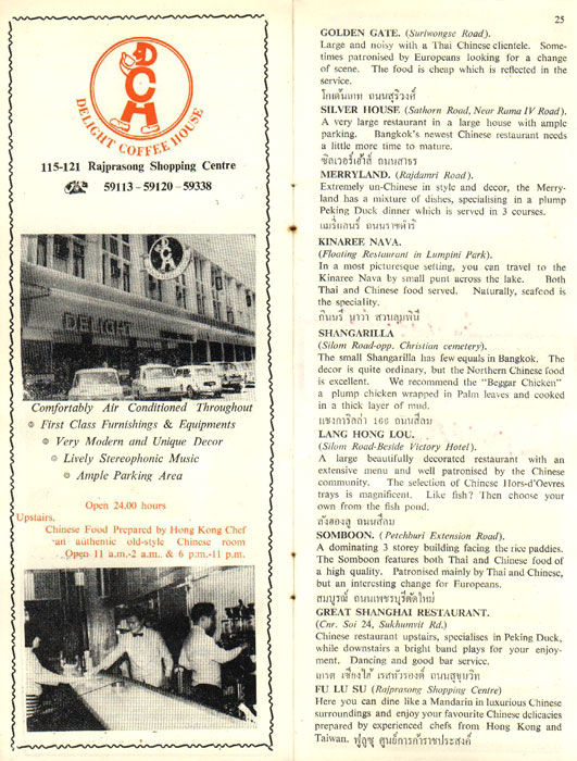 Bangkok After Dark Magazine from 1967 - Page 12