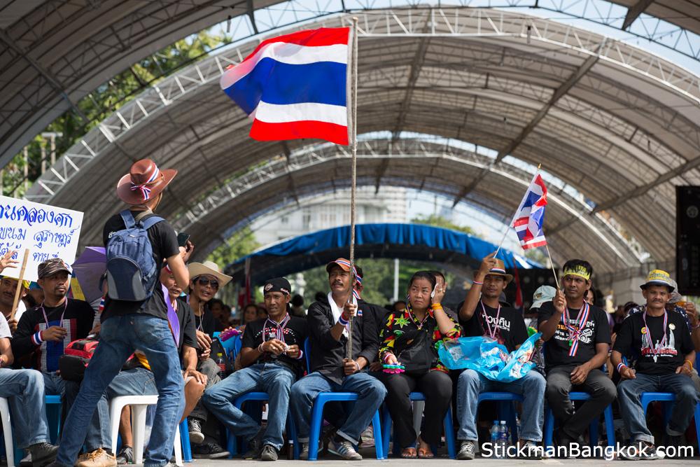 Protest 2013 Bangkok Bangkok Protests
