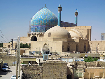 Iran travel