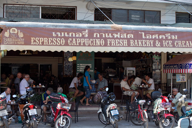 Pattaya best coffee