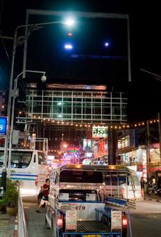 WalkingStreetPattayaSign - Thailand Night Fever