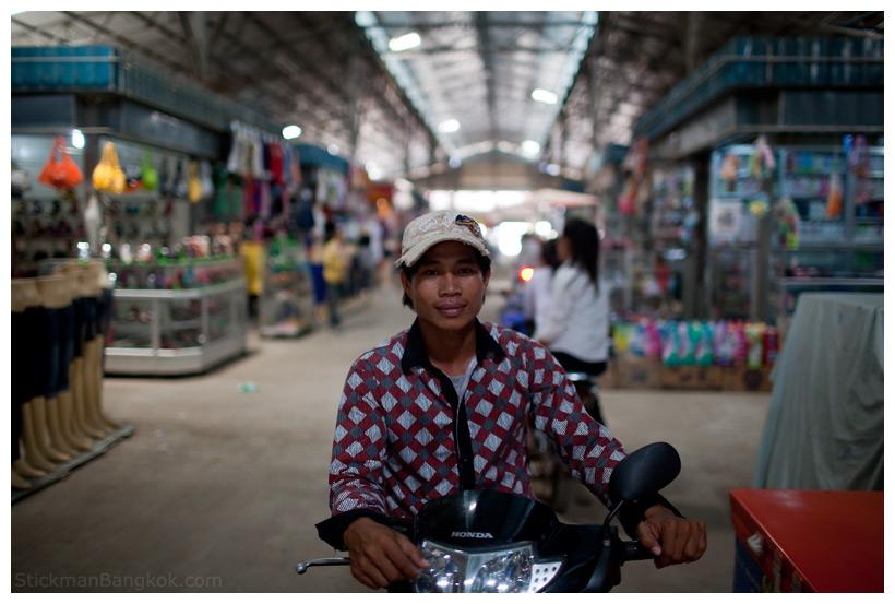 Poipet - Thailand Cambodia border - YouTube