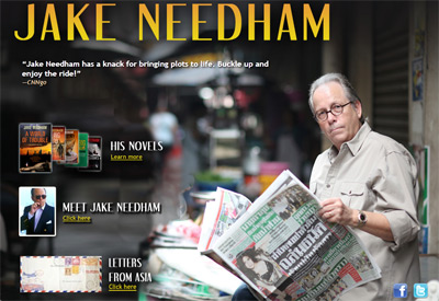 Jake Needham