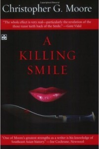 Book cover of A Killing Smile