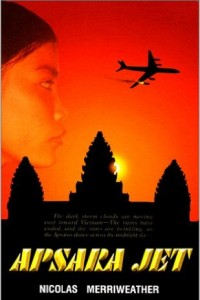 Book cover of Apsara Jet