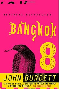 Book cover of Bangkok 8