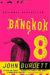 Book cover of Bangkok 8