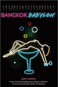 Book cover of Bangkok Babylon