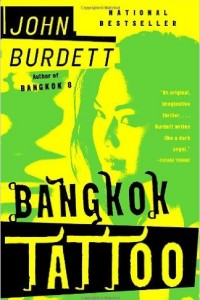 Book cover of Bangkok Tattoo