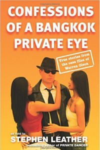 Book cover of Confessions Of a Bangkok Private Eye