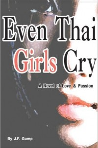 Book cover of Even Thai Girls Cry