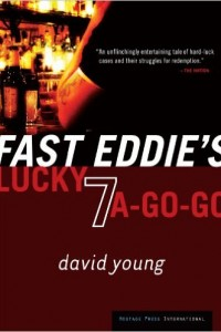 Book cover of Fast Eddie's Lucky 7 A Gogo