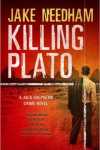 Book cover of Killing Plato