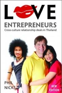 Book cover of Love Entrepreneurs