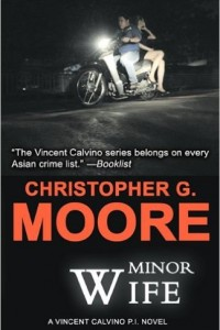 Book cover of Minor Wife