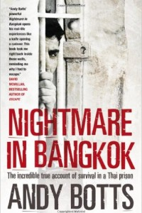 Book cover of Nightmare in Bangkok