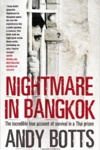 Book cover of Nightmare in Bangkok