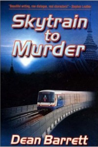 Book cover of Skytrain to Murder