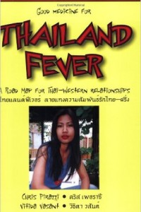 Book cover of Thailand Fever