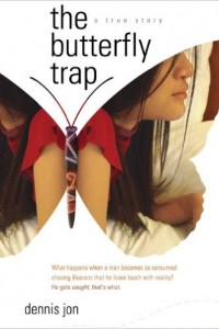 Book cover of The Butterfly Trap