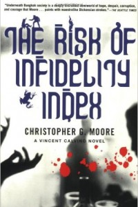 Book cover of The Risk Of Infidelity Index
