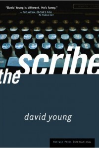 Book cover of The Scribe