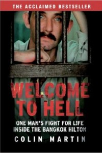 Book cover of Welcome to Hell