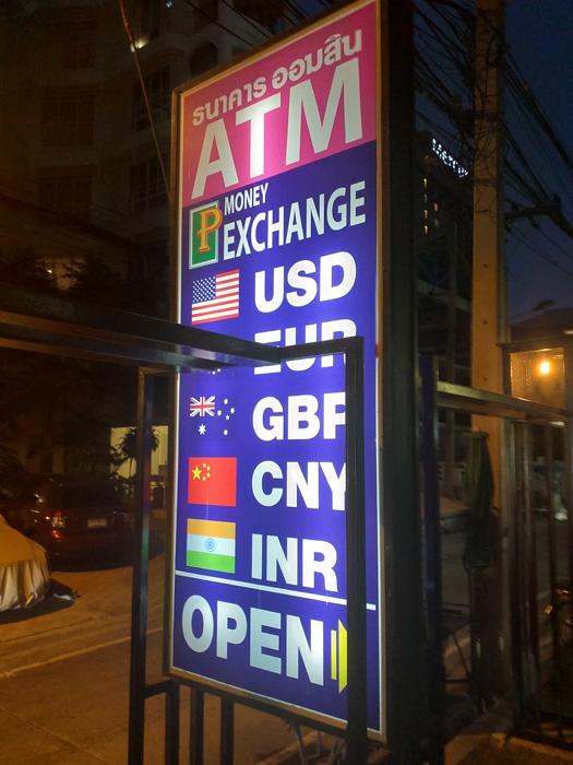 thai-exchange-rates