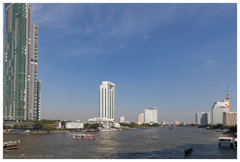 Chao Praya River, Bangkok