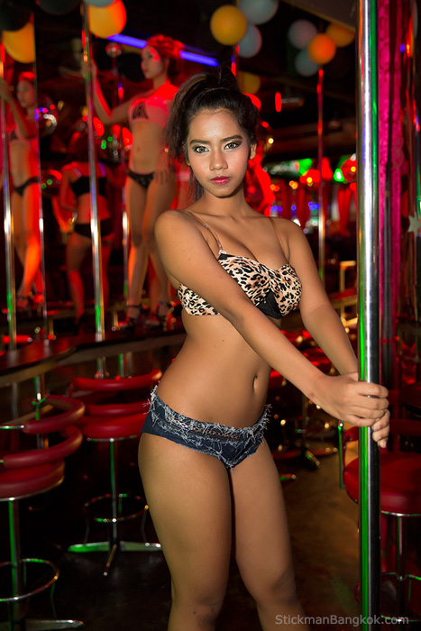 Club Electric Blue Uniform Party   Stickman Bangkok