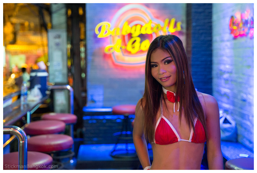 Baby Dolls Bar, Pattaya