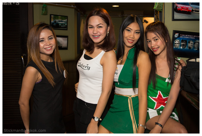 The Game, sports bar, Bangkok
