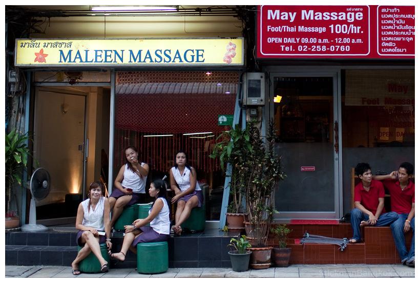 sexy oil massage thai corner