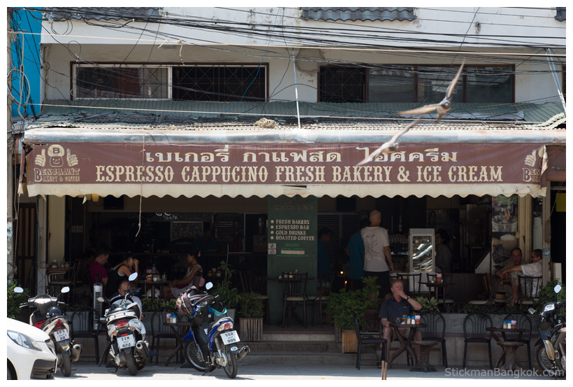 coffee shop Pattaya