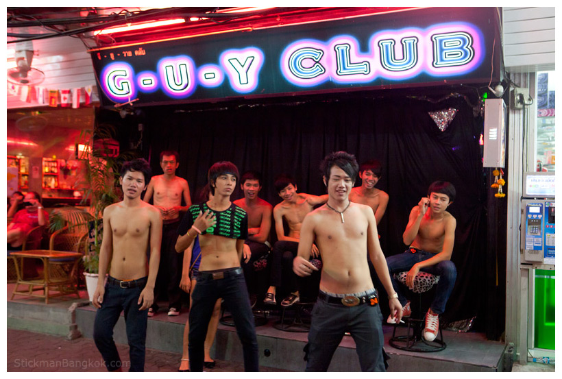 Gay filipino strip bars