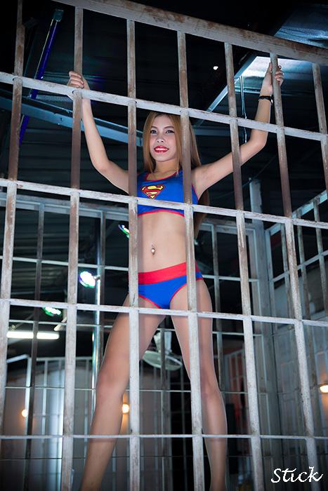 Jail Birdz Stickman Bangkok