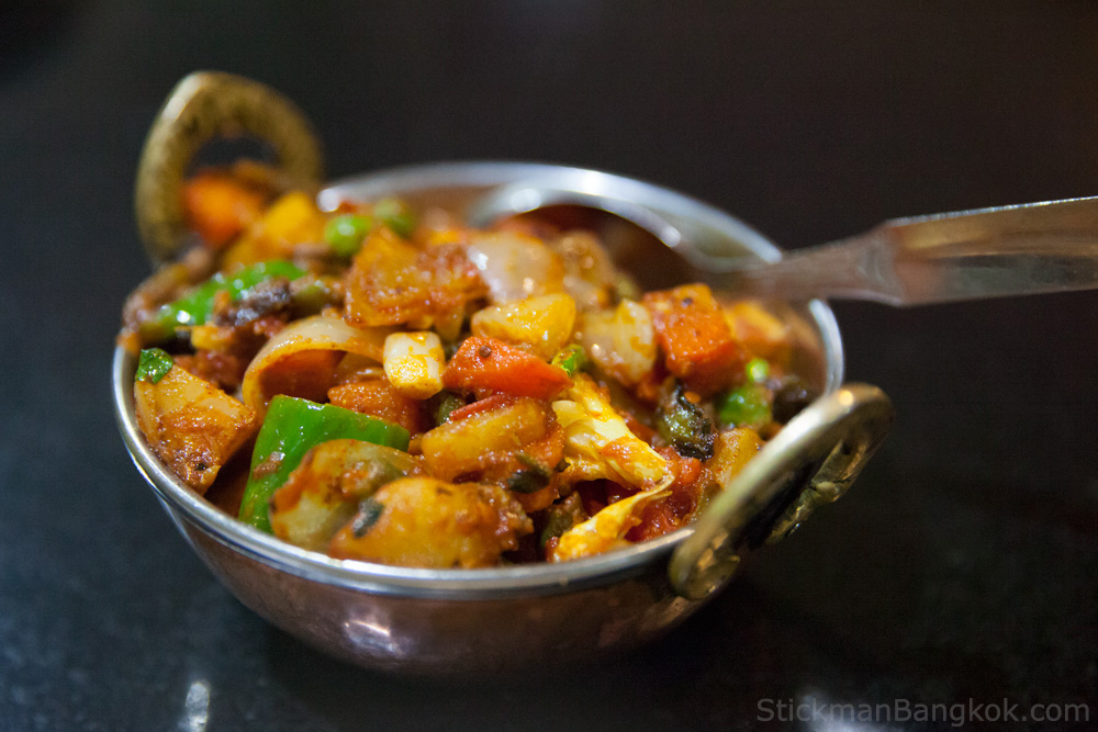 Calcutta Indian curry