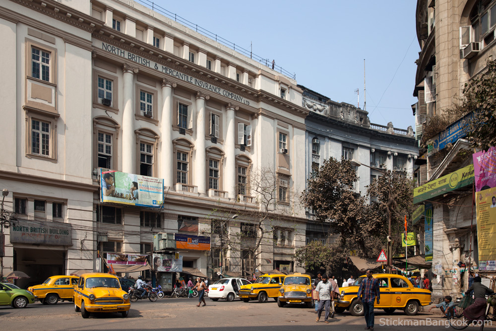 Calcutta colonial architecture