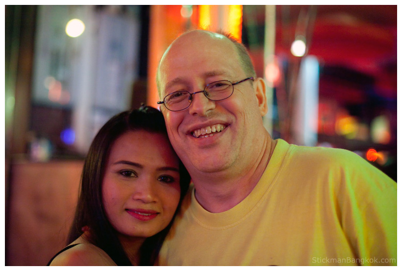 Larry of Secrets Bar, Pattaya