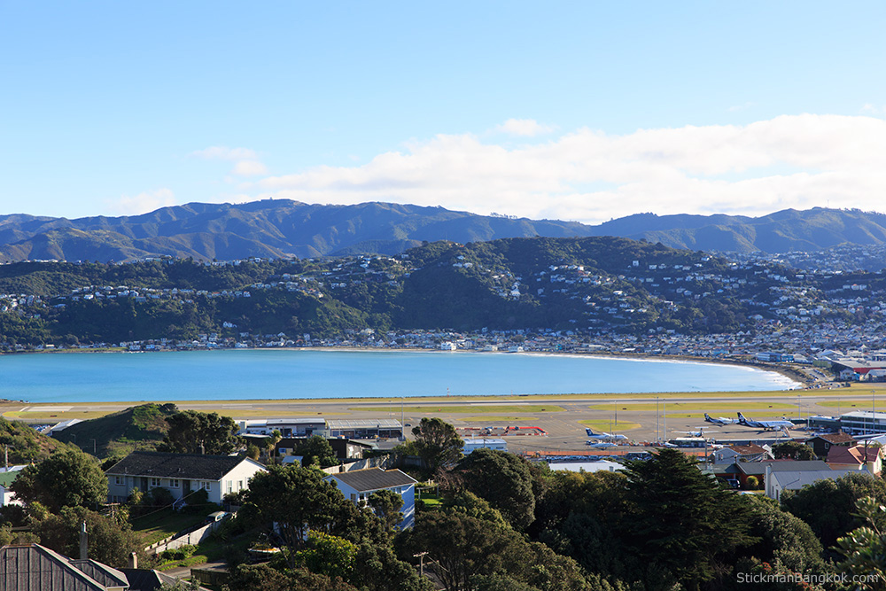 Lyall Bay, Wellington
