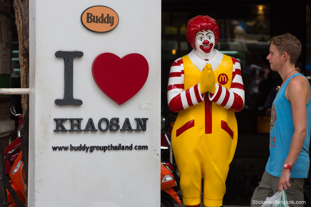 McDonald's Khao San Road