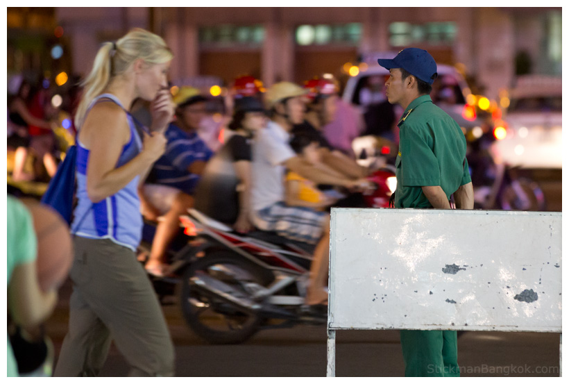 Saigon Tourist Security