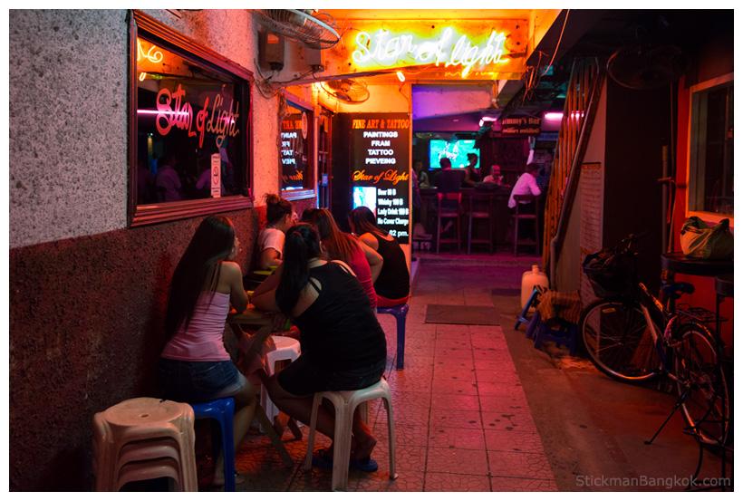 Timeless Patpong Stickman Bangkok